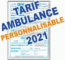 TARIF AMBULANCE  2021 PERSONNALISABLE PAR DEPARTEMENT